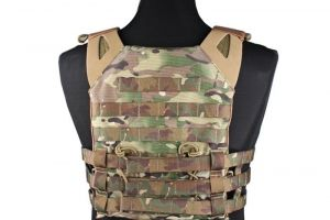 Plate carrier JPC Emerson multicam