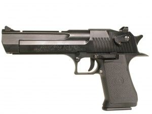Desert Eagle .50AE KWC co² Blow-Back full auto