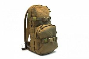 Pantac MBSS Hydration Backpack Full Set coyote brown