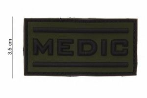 Patch PVC medical od
