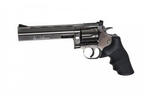 Dan wesson 715 6 pouces steel grey co²