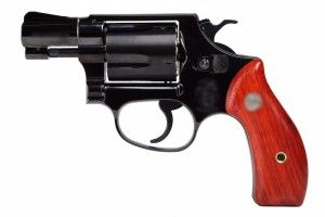 Smith & Wesson M36 Lady Smith 2 pouces gaz
