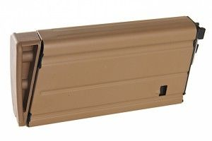 Chargeur Scar-H 31 billes WE Tan