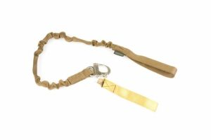 Safety Lanyard Pantac Coyote Brown
