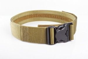 PANTAC Duty Belt Coyote Brown Large