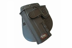 Rotating paddle holster Smith & Wesson M&P retention active pour gaucher
