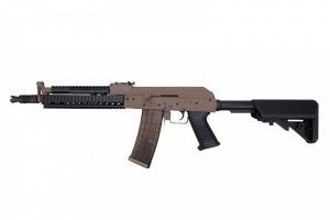 AK104 RIS Tactical FDE full metal