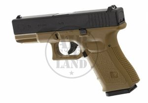 g19 gen.3 we tan / noir