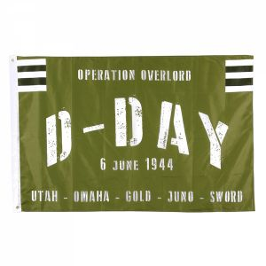 drapeau D-DAY OPERATION OVERLORD