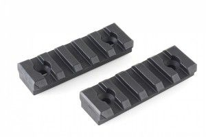 Rail Keymod 5 slot (2x) Strike Industries