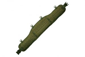 Tactical Combat Belt green