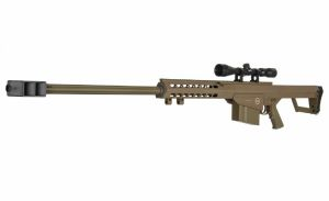 Pack M82 Lancer tactical spring tan (LT-20TA) + lunette 4x40