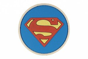patch superman pvc