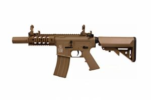 Colt M4 Special forces mini Tan