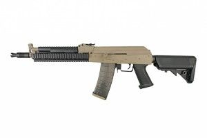 AK104 RIS tactical FDE (corps abs)