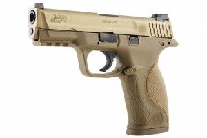 M&P9 Tan S&W GBB