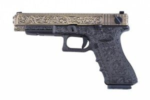 g35  Classic Floral Pattern gen 3 WE GBB
