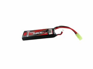 BATTERIE LIPO PACK 7.4/1800 MAH MINI TAMIYA