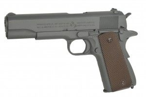 Colt m1911 a1 anniversary Parkerized metal edition co² Blow-Back