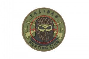 patch taliban hunting club