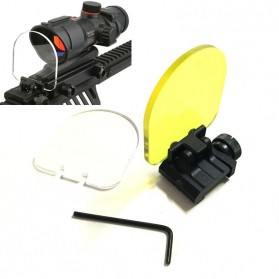 Protection lentille / lens cover / kill flash