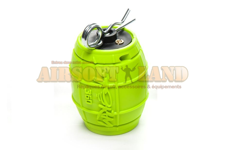 Grenade Storm 360 Lime Green