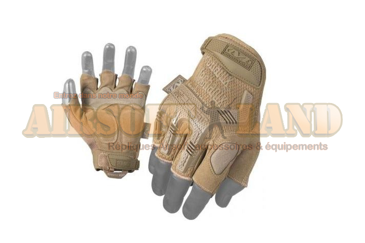 gants mitaine m-pact coyote