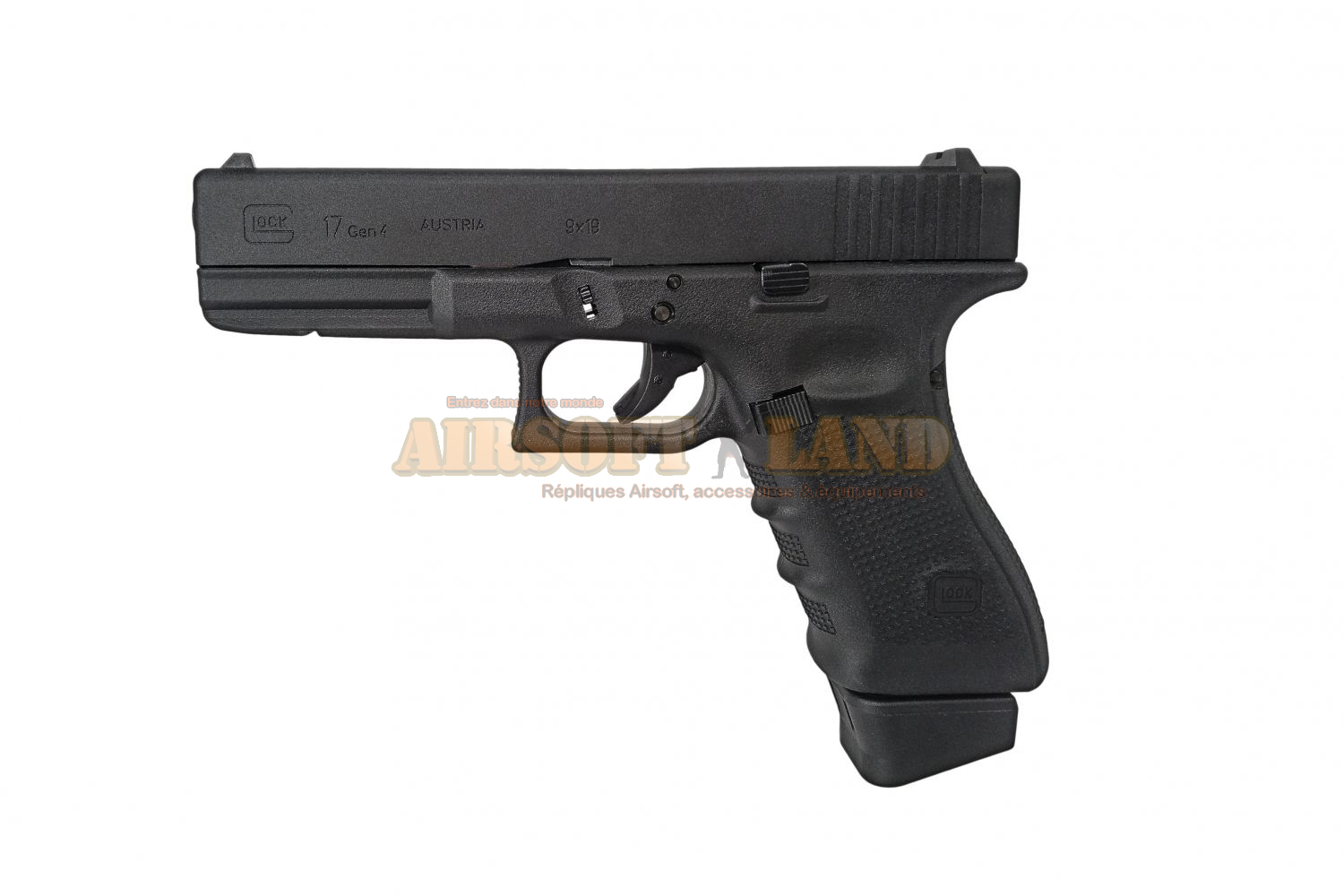 Glock 17 Gen.4 co2 noir