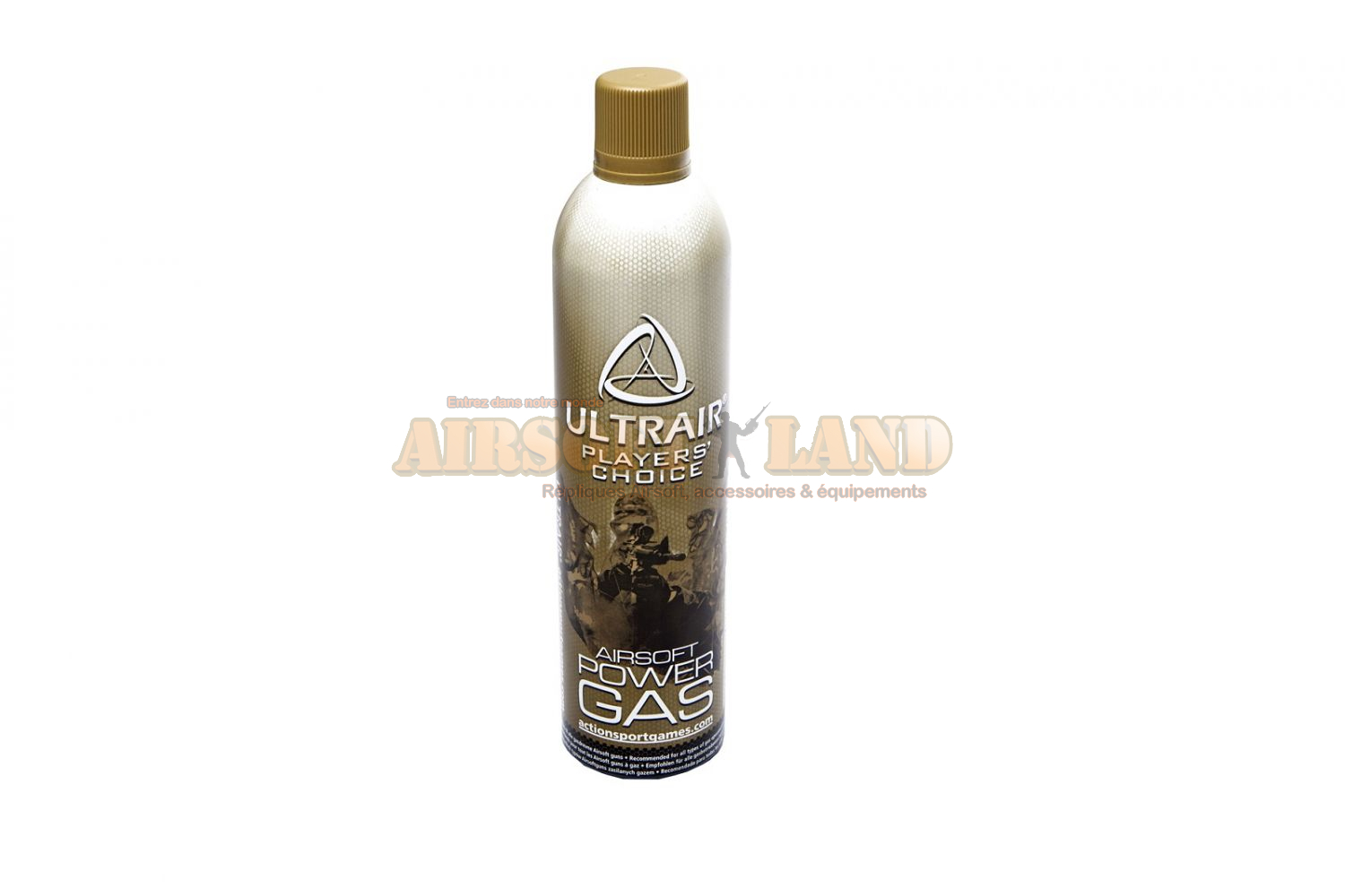 new ultrair power gas 570 ml