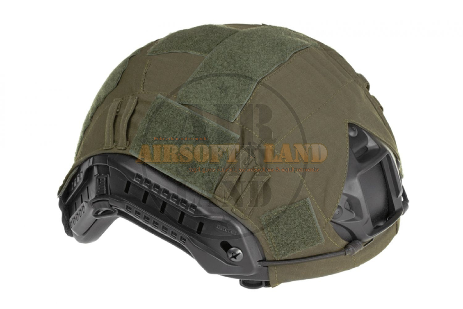 Couvre casque FAST od Invader Gear