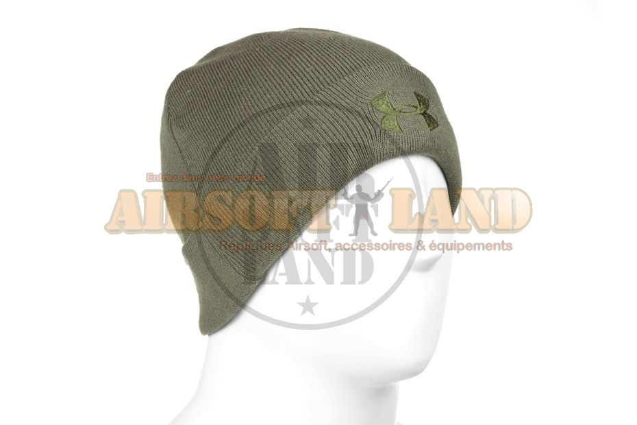 Bonnet Under Armour Tactical Stealth OD