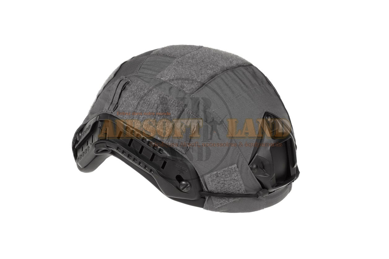 Couvre casque FAST wolf grey Invader Gear