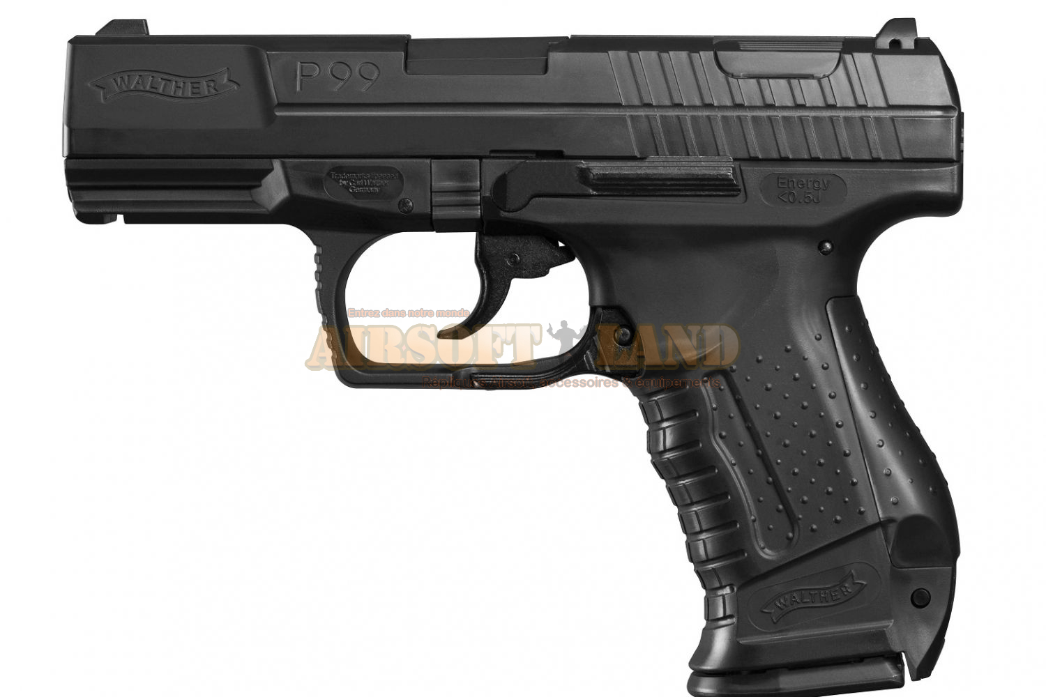 P99 noir Walther