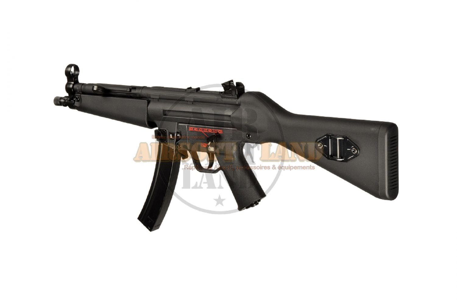 MP5 A4 black (G&G)