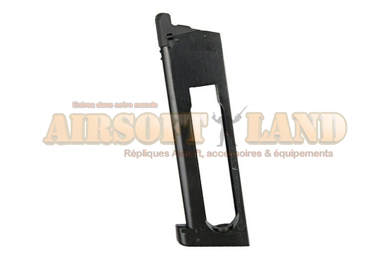 Chargeur KJW kp-07/1911 co²