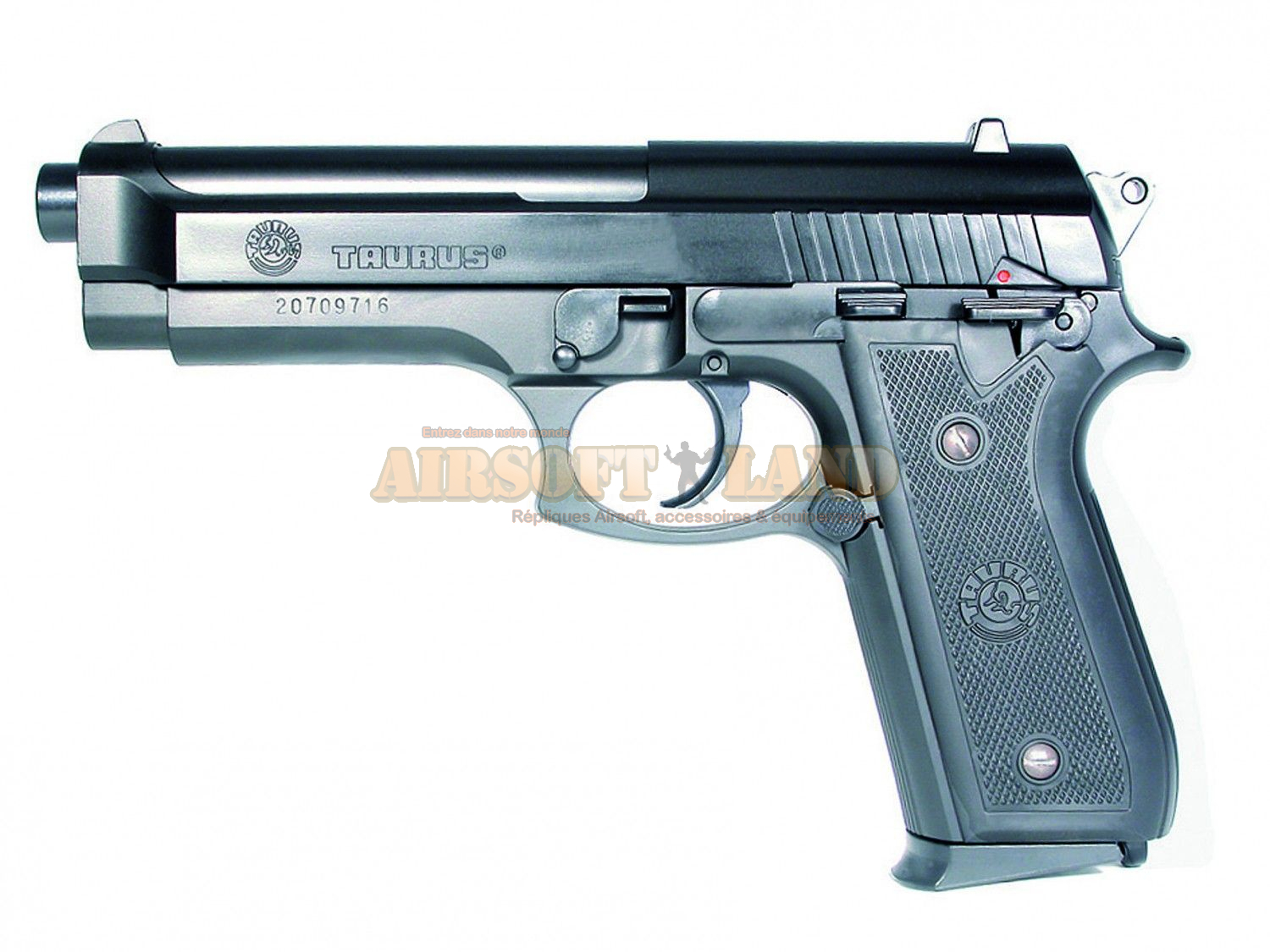 Taurus PT 92 training series