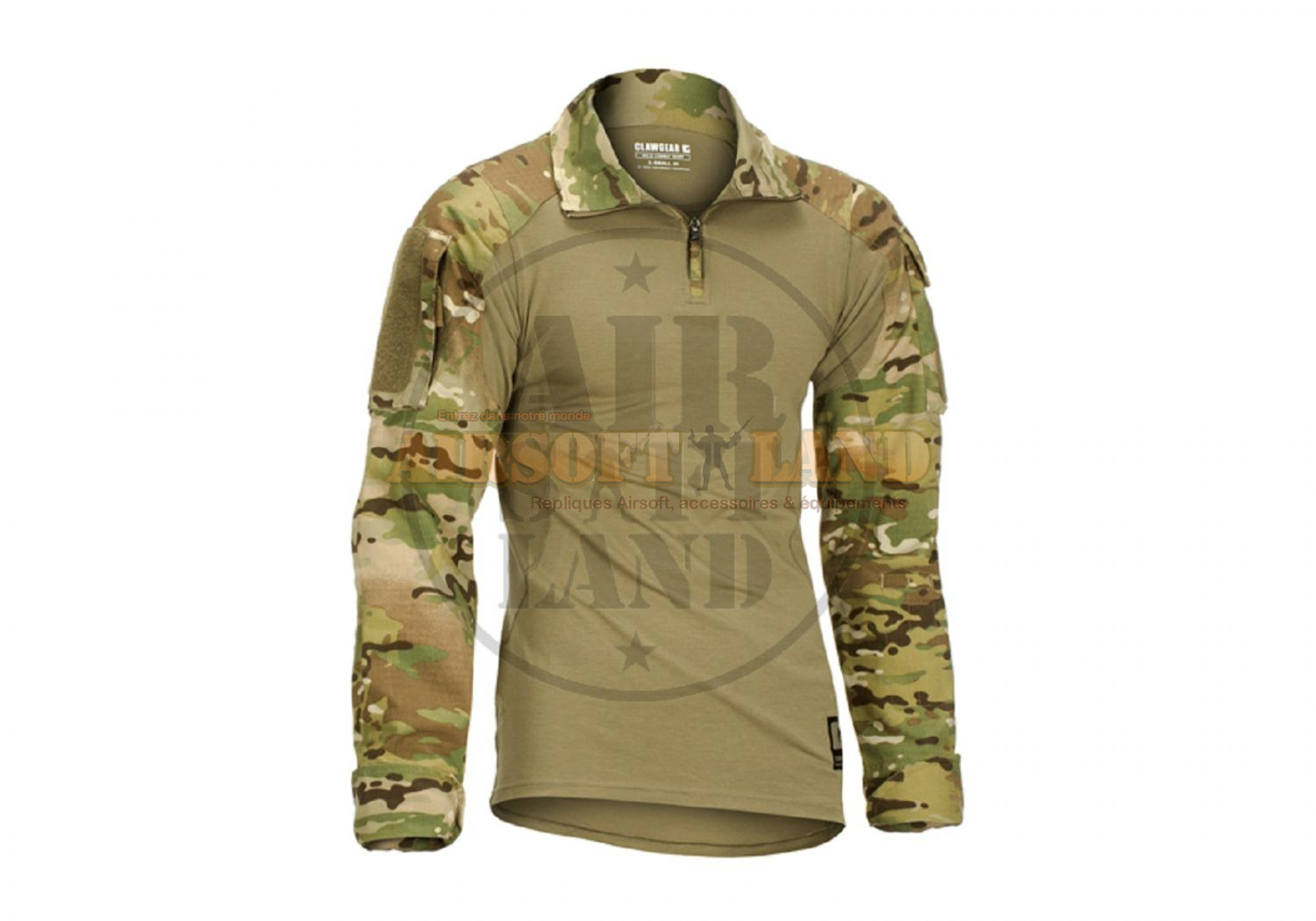 Combat Shirt Mk.III Multicam Claw Gear