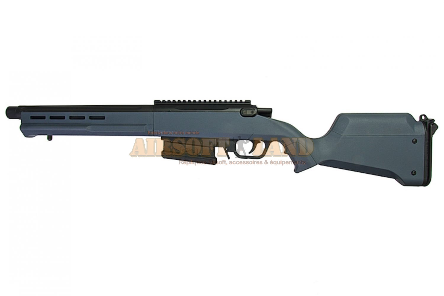 ARES Amoeba STRIKER S2 urban grey