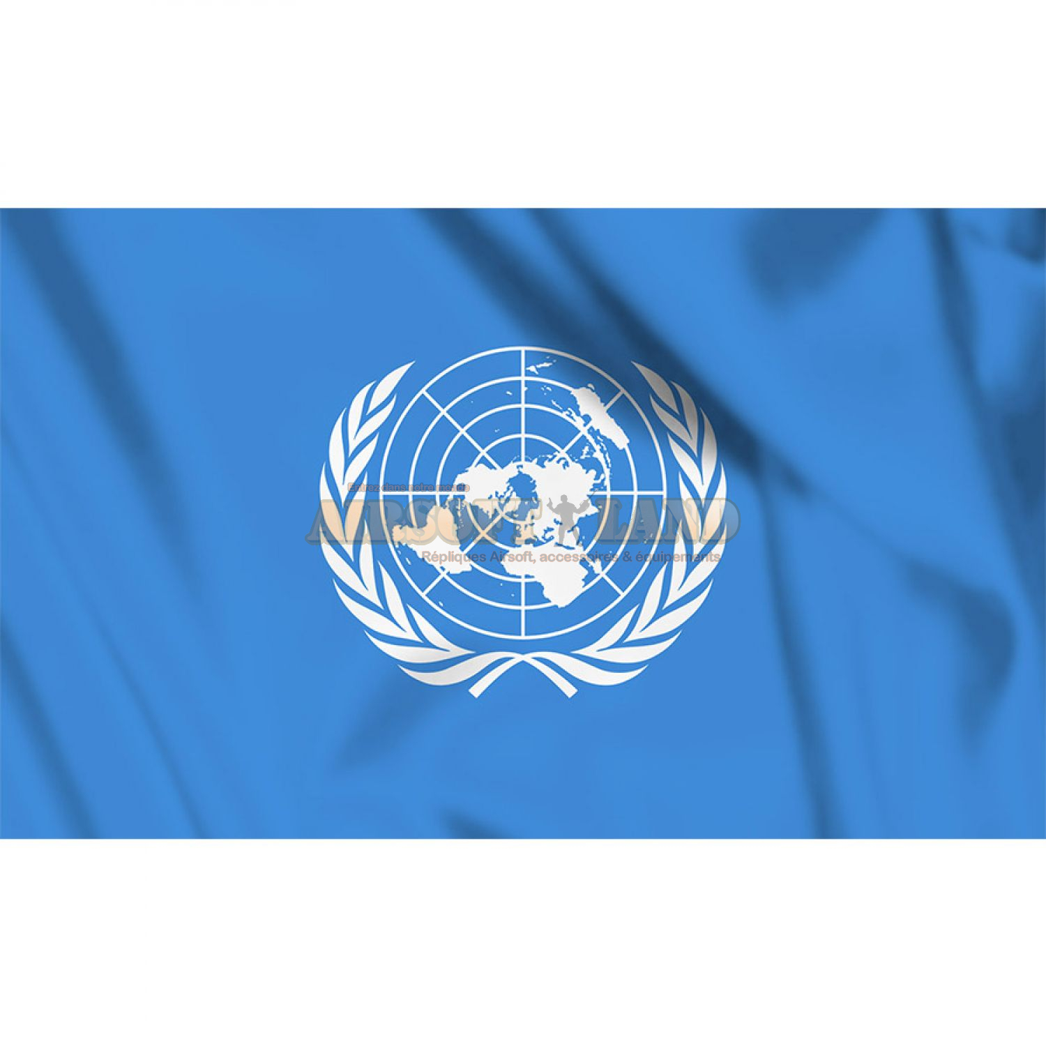 drapeau UNITED NATION