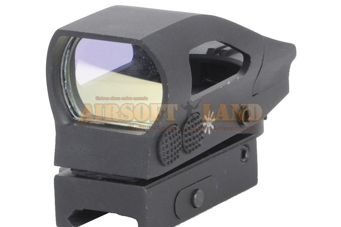 Compact red & green dot sight swiss arms