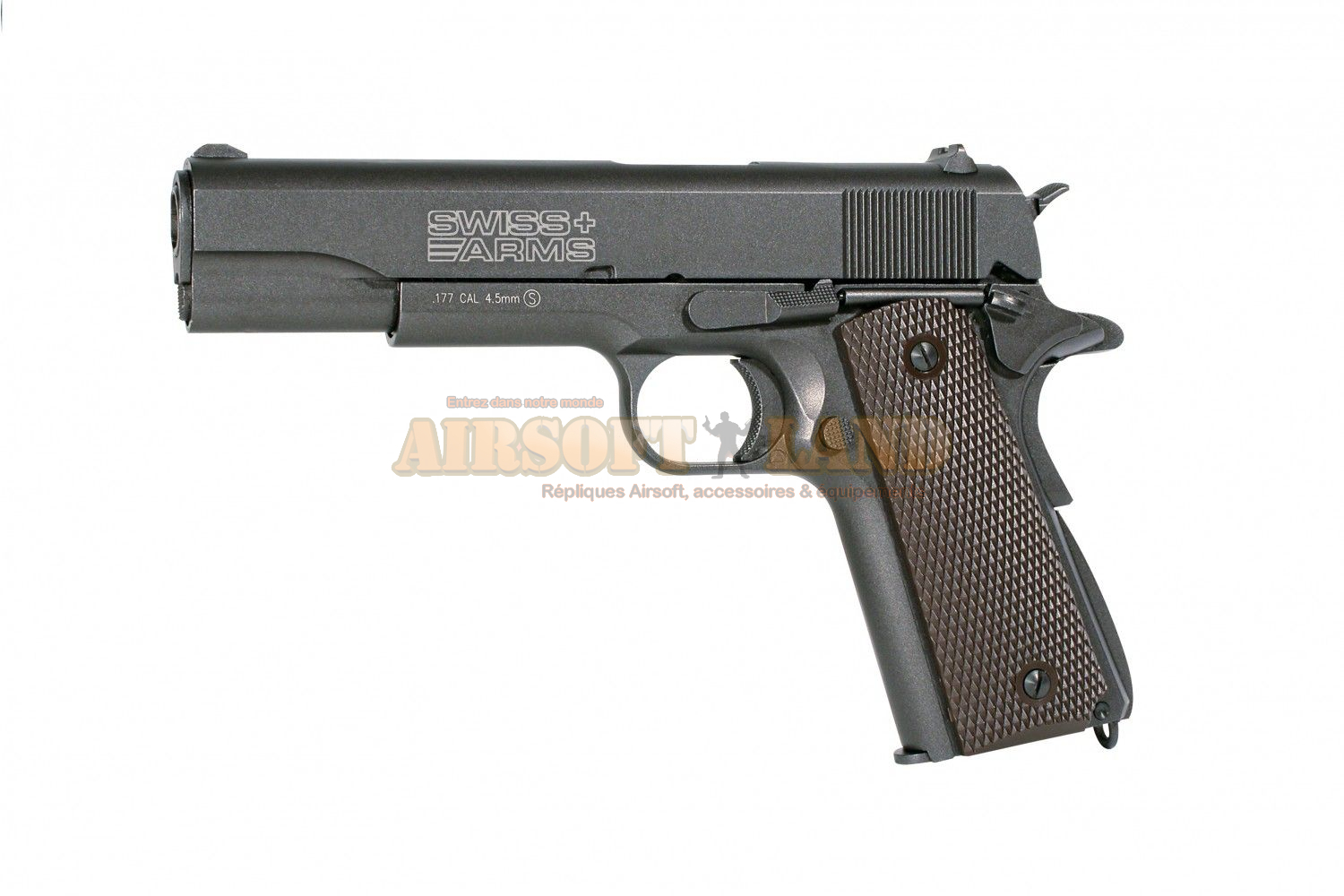 Swiss Arms P1911 4.5 mm