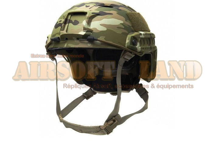 Casque Emerson fast Para Jumper retention Multicam
