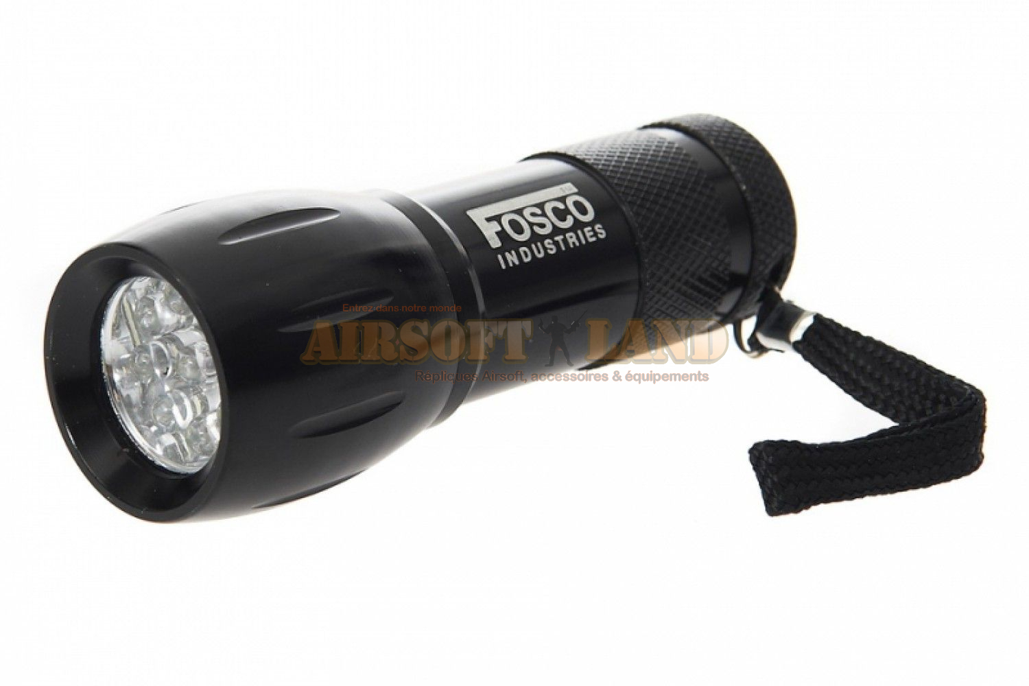 Security lampe LED-LIGHT