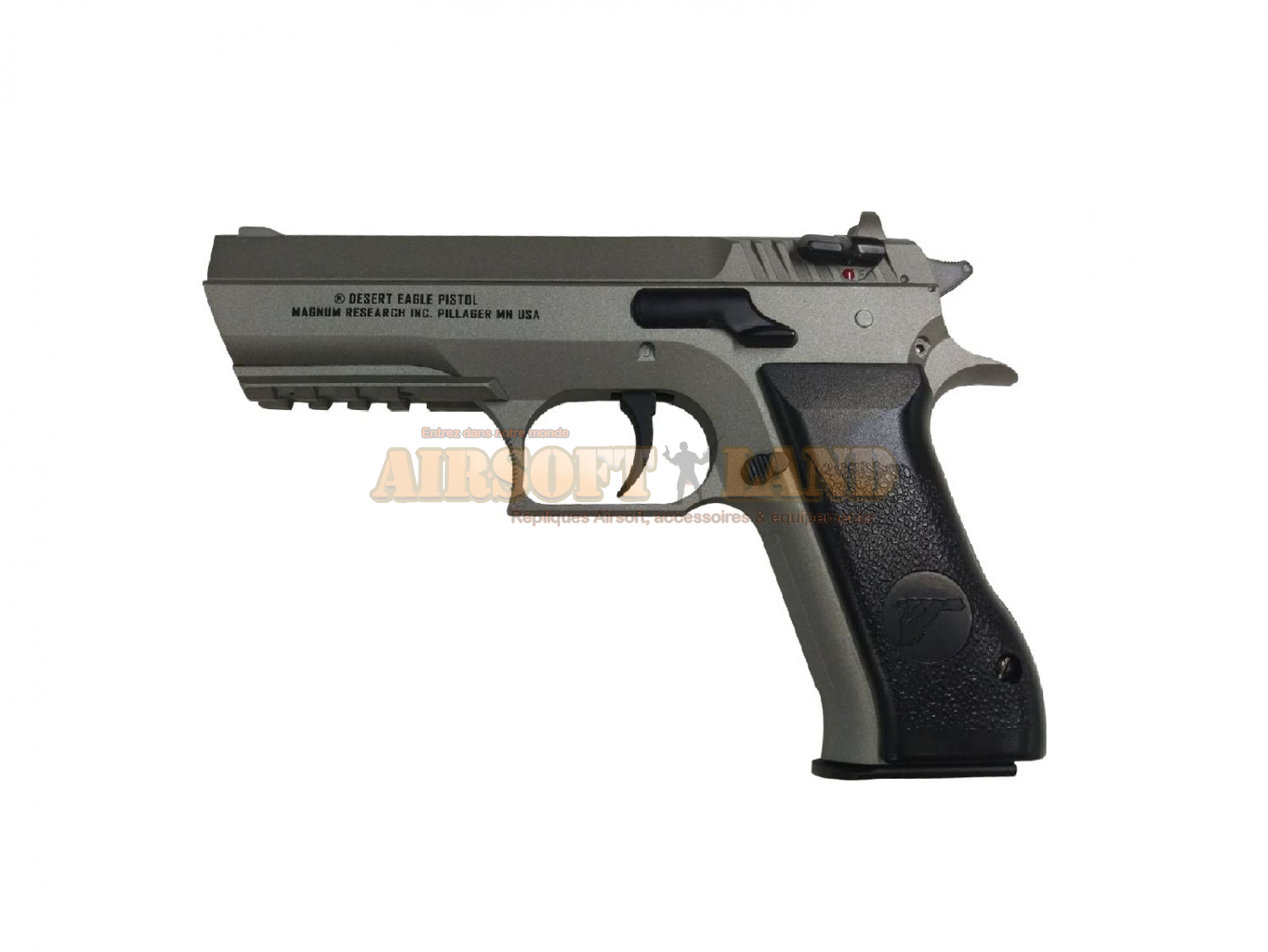 Desert Eagle Baby NBB CO2 Silver