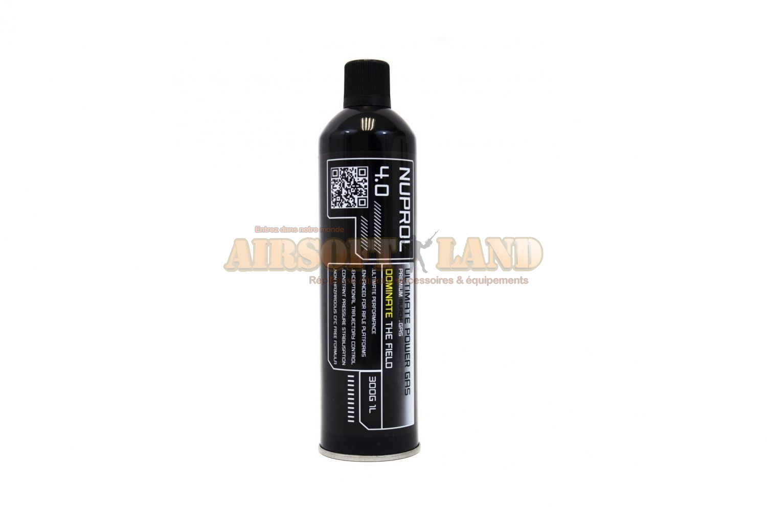 Nuprol Black Gas 4.0 Premium 1000ml