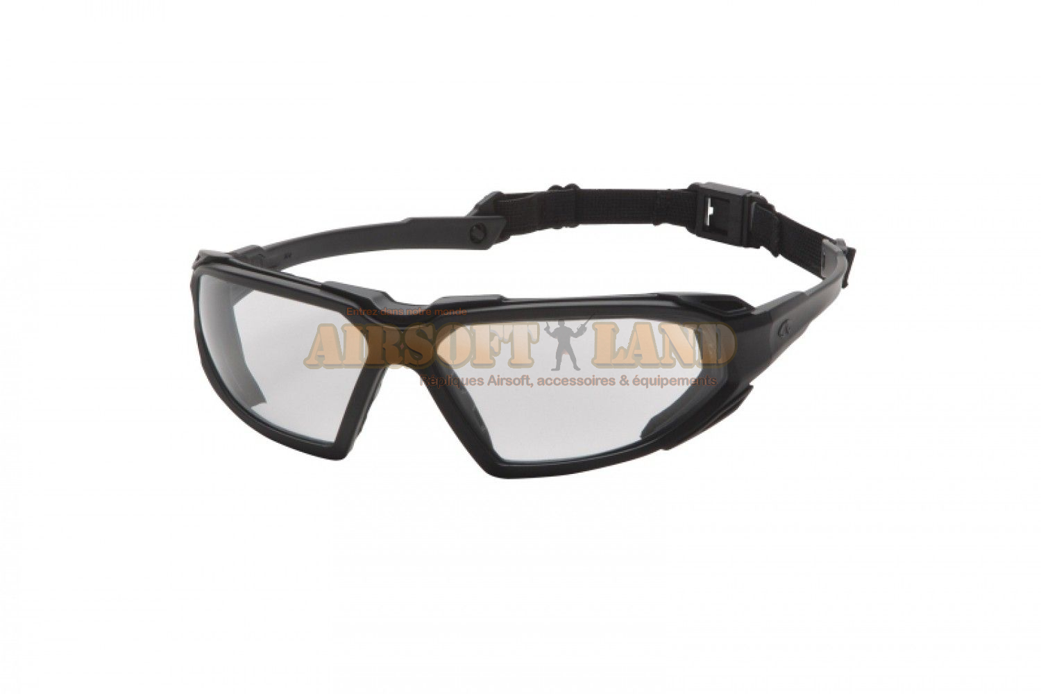 lunettes airsoft tactical