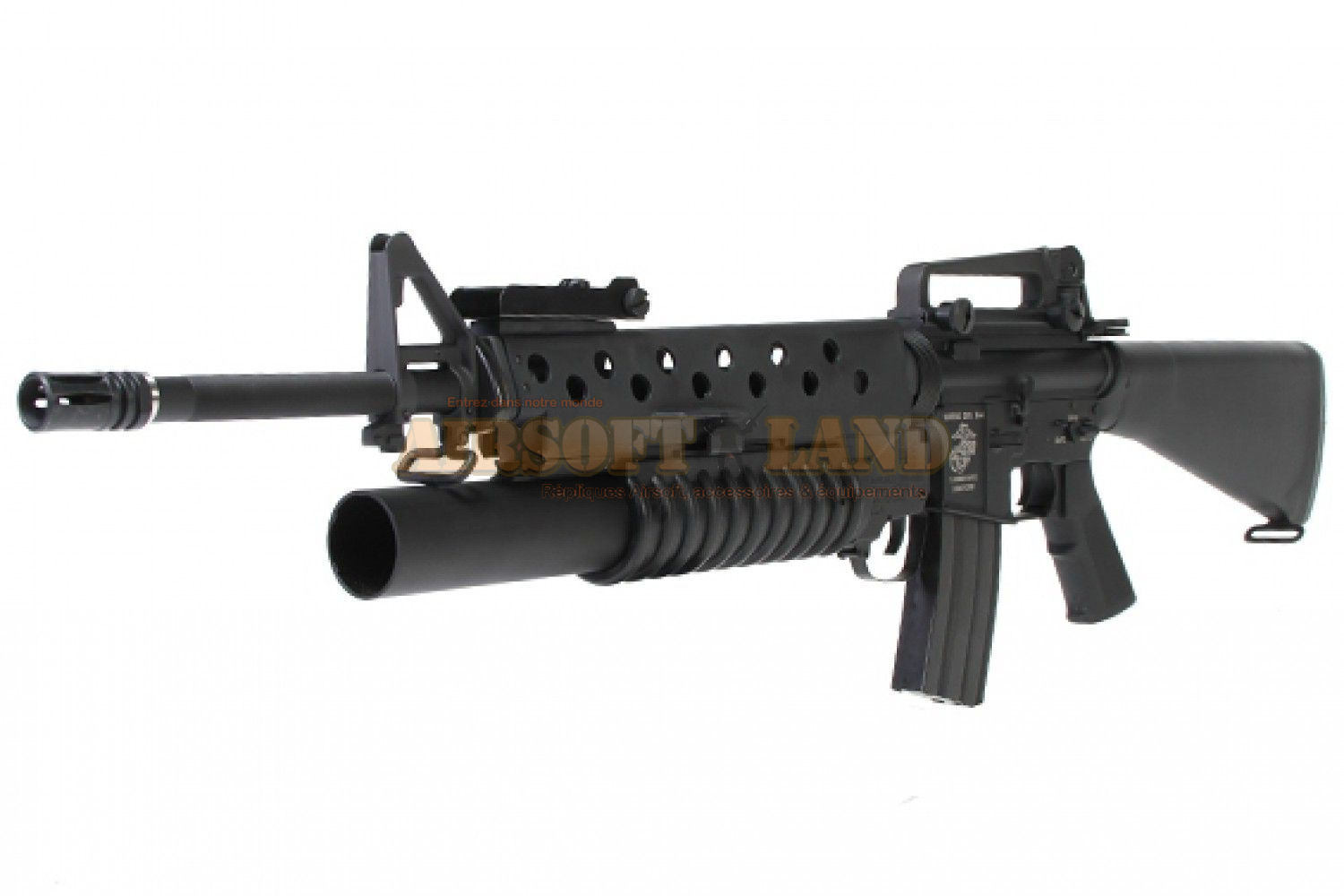 M16A3 lance grenade M203 combo pack