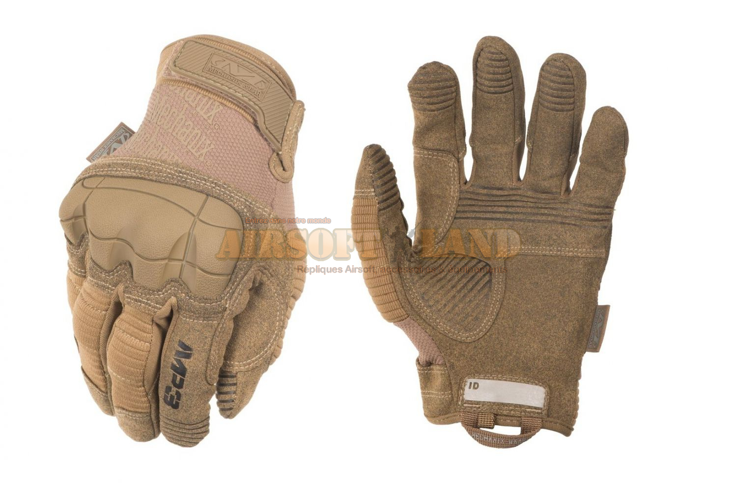 gants MECHANIX M-PACT 3 coyote