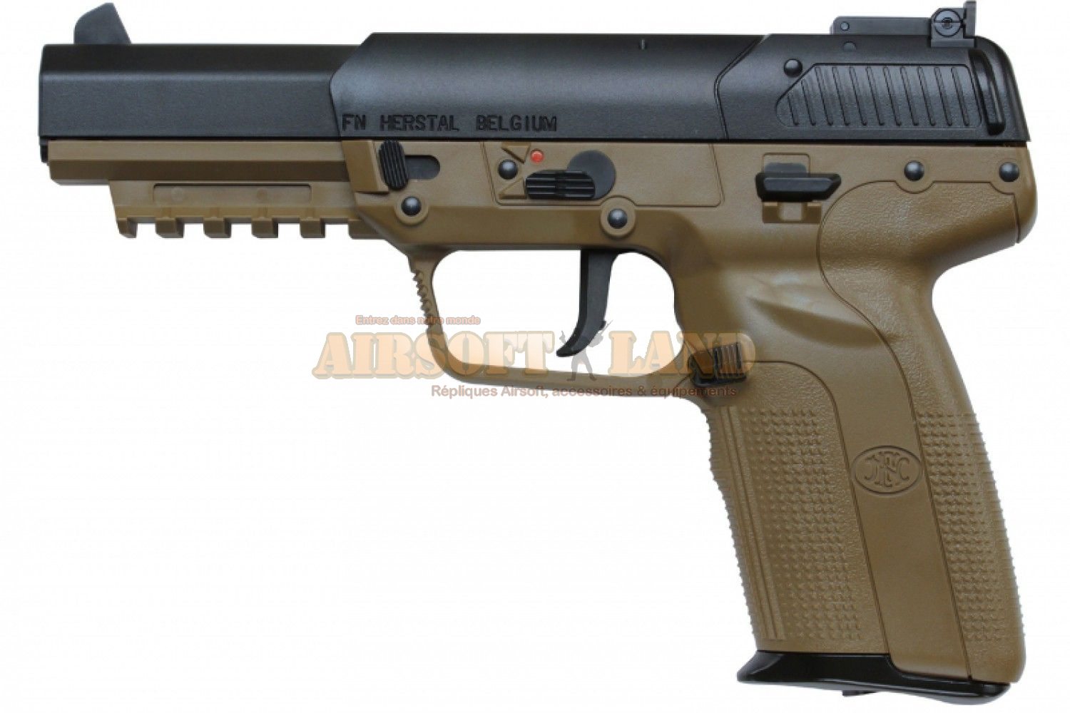 Fn five-seven Marushin Co2 black and dark earth