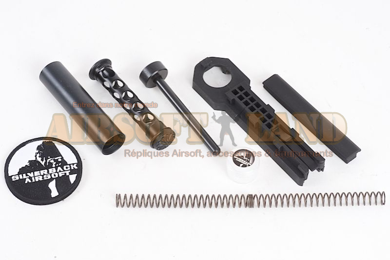 SRS Pull-back conversion kit ultralight sans Bolt Head